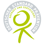 Zertifiziert und bezuschusst von den gesetzlichen Krankenkassen