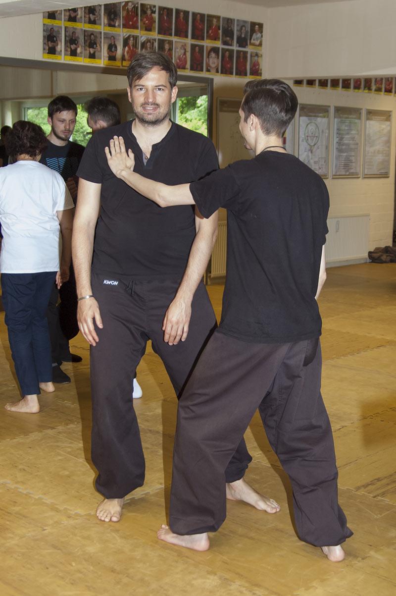 Taijiquan Intensiv- und Ausbildungswochenende